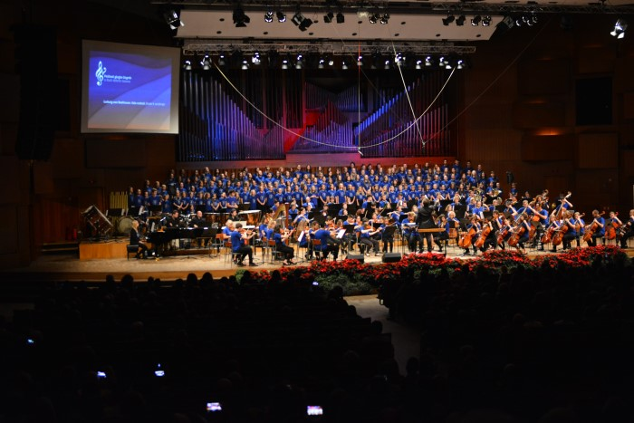 Great regional concert in Zagreb